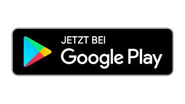 Das Bild zeigt ein Download-Icon zu einem App-Store. © Google Fotograf: Google