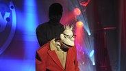 Herr Momsen alias Detlef Wutschik live beim NDR Comedy Contest. © NDR/Fotografirma Foto: Marco Maas