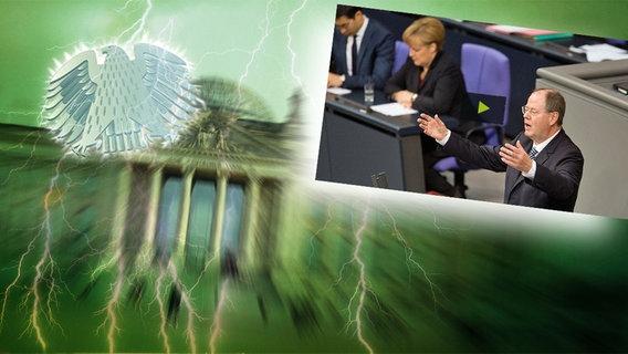 Titelbild Neulich im Bundestag Folge 65 © dpa Picture Alliance