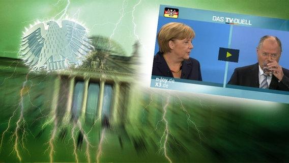 Neulich im Bundestag © NDR/dpa Foto: Screenshot aus XTRA3-Film