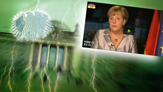 Neulich im Bundestag © NDR Foto: Screenshot NiB-Video