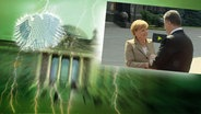 Screenshot aus dem Video Neulich im Bundestag (117) © picture alliance / Fotolia.com Foto: Adler: Fotolia.com / Fotograf: Roadrunner, Blitz: picture alliance / Okapia KG Fotograf: Nathalie Dautel, Reichstag: NDR / Fotograf: Christine Raczka
