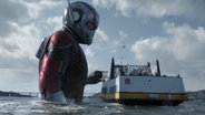 "Zu sehen ist eine Filmszene aus dem neuen Marvel-Film ""Ant-Man and the Wasp"". © picture alliance/ZUMA Press Fotograf: Marvel Studios"