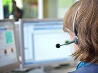 Frau mit Headset © Bildredaktion NDR Online