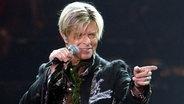 Popkünstler David Bowie © dpa - Bildfunk