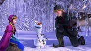 "Szene aus dem Film ""Die Eiskönigin - Völlig unverfroren"" © Walt Disney"