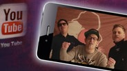 Die Band Fettes Brot in einem YouTube Video. © You Tube