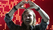 David Guetta steht auf der Bühne. © picture alliance / ZUMA Press Fotograf: E]Ubaldo Gonzalez