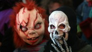 Halloween-Verkleidung