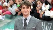 Daniel Radcliffe bei der Premiere vom letzten Harry Potter-Streifen © dpa - Bildfunk Foto: Daniel Deme