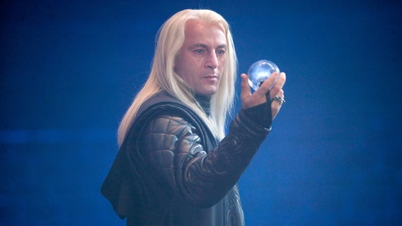 Lucius Malfoy in Harry Potter. © imago stock&people