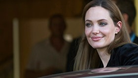 Angelina Jolie © picture alliance / dpa