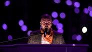Justin Timberlake bei seinem Auftritt beim Super Bowl LII. © picture alliance / abaca Fotograf: Hahn Lionel/ABACA