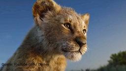 """""""König der Löwen""""-Remake: Der erste lange Trailer ist da!"""