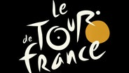 Das Bild zeigt das Logo der Tour de France. © Francis Nicolas