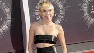 Sängerin Miley Cyrus. © picture alliance / BREUEL-BILD Foto: BREUEL-BILD