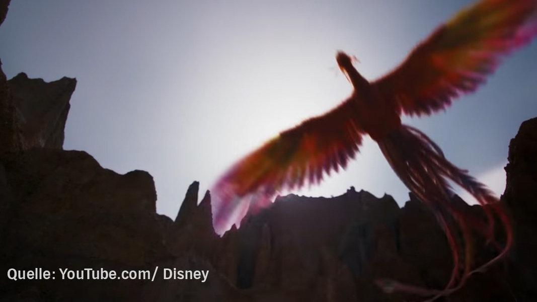 Mulan: Zeigt der neue Trailer Mushu?