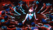 Nicole Kidman in Moulin Rouge  Fotograf: dpa-Film Fox