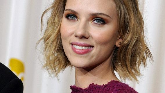 Scarlett Johansson © dpa - Bildfunk