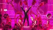 Sängerin Pink auf der Bühne. © Jess Gleeson Foto: Jess Gleeson