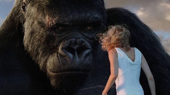 "Szenenfoto ""King Kong"" © imago/EntertainmentPictures Foto: Entertainment Pictures"