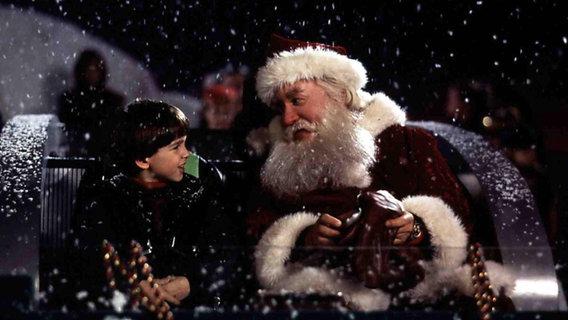 """Fimszene aus """"Santa Clause - Eine schöne Bescherung"""" © picture alliance / United Archives/IFTN Foto: United Archives/IFTN"""