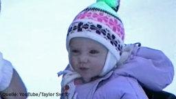 Taylor Swift: Zuckersüßes Video zu neuem Weihnachtssong