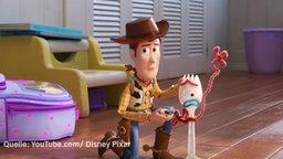 """""""Toy Story 4"""" - der erste lange Trailer ist da!"""