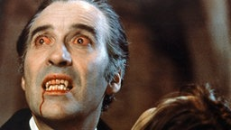 "Christopher Lee in ""Dracula"" © picture alliance"