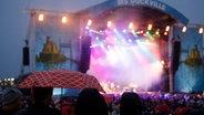 Fm Belfast auf dem Dockville-Festival 2013 © Philipp Szyza