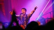 James Blunt beim N-JOY Geheimkonzert am 7. Dezember 2014. © N-JOY Fotograf: Philipp Szyza