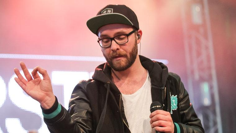 Mark Forster auf der N-JOY Bühne beim 826. Hafengeburtstag 2015 © NDR/ Axel Herzig Fotograf: Axel Herzig