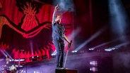 Zu sehen sind Billy Talent beim Hurricane Festival 2018. © NDR Foto: Julian Rausche