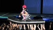 Impressionen vom Deichkind-Konzert auf der IdeenExpo 2013 © NDR Fotograf: Axel Herzig