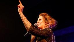 Jennifer Rostock in Hamburg © NDR Foto: Szyza, Philipp