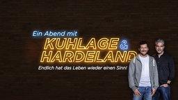 Erlebt Kuhlage und Hardeland live auf Tour!