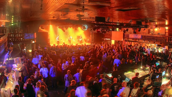 Konzert in der Großen Freiheit beim Reeperbahn Festival 2010 © NDR/fotografirma Foto: Philipp Szyza