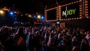 Das Bild zeigt Impressionen vom N-JOY Abend im Docks. © N-JOY / NDR / Benjamin Hüllenkremer Foto: Benjamin Hüllenkremer
