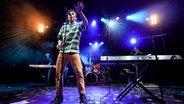 Zak Abel auf dem Reeperbahn Festival 2018. © N-JOY / NDR / Benjamin Hüllenkremer Foto: Benjamin Hüllenkremer