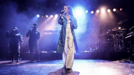 Jess Glynne auf dem Reeperbahn Festival 2018. © N-JOY / NDR / Benjamin Hüllenkremer Foto: Benjamin Hüllenkremer
