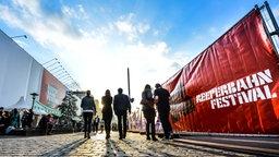 N-JOY auf dem Reeperbahn Festival 2019
