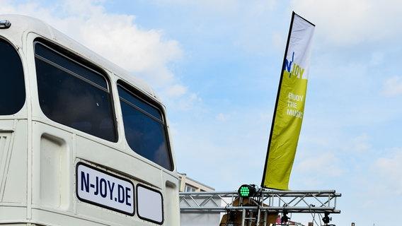 Ein Foto vom Reeperbahn Festival 2016. © NDR Foto: Benjamin Hüllenkremer