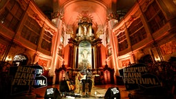 William Fitzsimmons beim Reeperbahn Festival 2015 © NDR Fotograf: Philipp Szyza