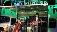 Impressionen vom Reeperbahn Festival 2015. © NDR/N-JOY Fotograf: Martin Bazi