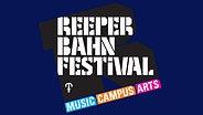 Logo Reeperbahn Festival 2013 © Reeperbahn Festival