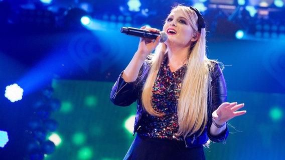 Meghan Trainor live (2014) ©  picture alliance / ZUMA Press Foto: Daniel DeSlover