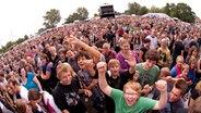 Fans beim Uelzen Open R 2010 © NDR Foto: Sebastian Gerhard