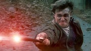 Szenenbild: Harry Potter und die Heiligtümer des Todes © Warner Bros. Ent. Harry Potter Publishing Rights © J.K.R. Harry Potter characters, names and related indicia are trademarks of and © Warner Bros. Ent. All Rights Reserved.