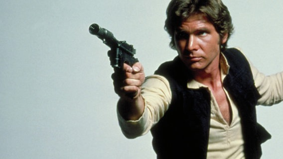 "Harrison Ford als Han Solo in ""Star Wars"" © picture-alliance"