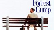 Filmplakat vom Klassiker Forrest Gump. © Keystone Paramount Pictures